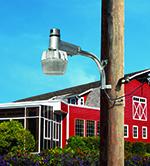 Caretaker LED Area Luminaire