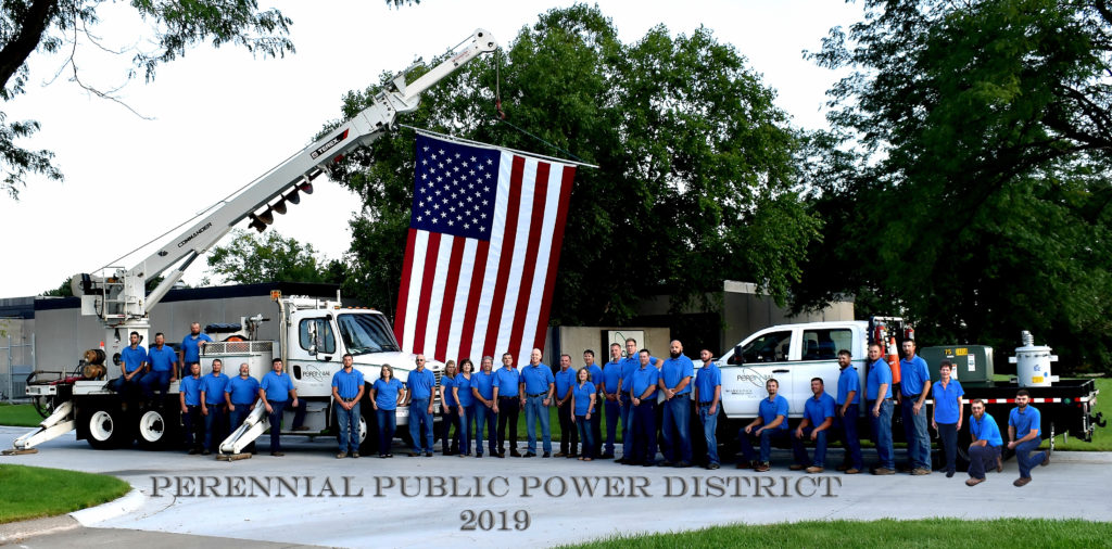 Perennial Public Power District Company Photo 2019